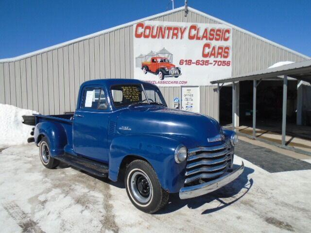 1953 Chevrolet 3100 (CC-1450688) for sale in Staunton, Illinois