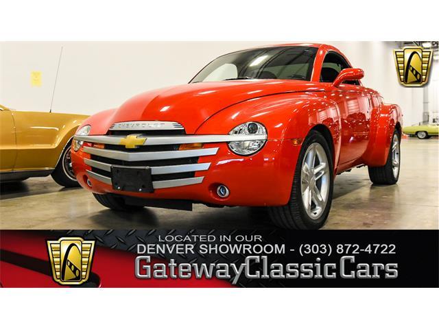 2004 Chevrolet SSR (CC-1450689) for sale in O'Fallon, Illinois