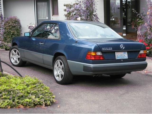 1988 Mercedes-Benz 300CE (CC-1456891) for sale in Cadillac, Michigan