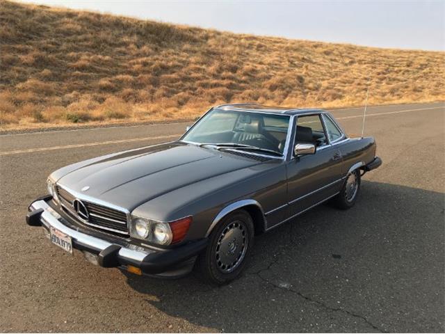 1988 Mercedes-Benz 560SL (CC-1456893) for sale in Cadillac, Michigan