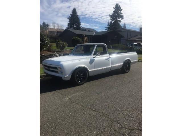1967 Chevrolet C20 (CC-1456900) for sale in Cadillac, Michigan