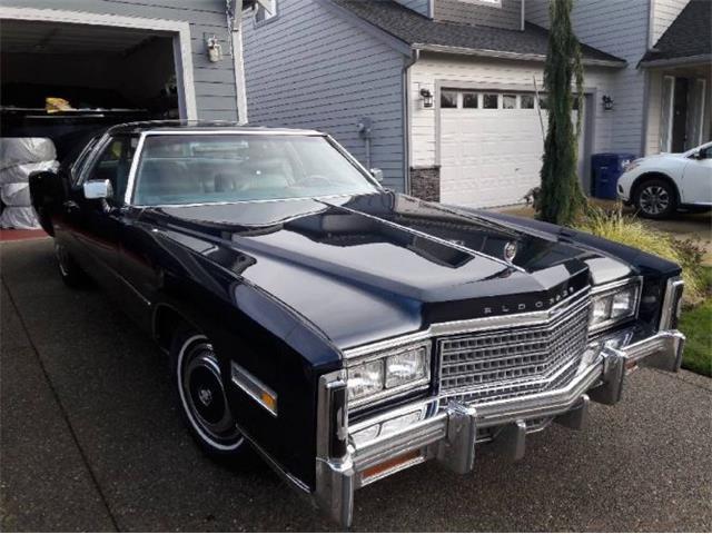 1978 Cadillac Eldorado (CC-1456903) for sale in Cadillac, Michigan