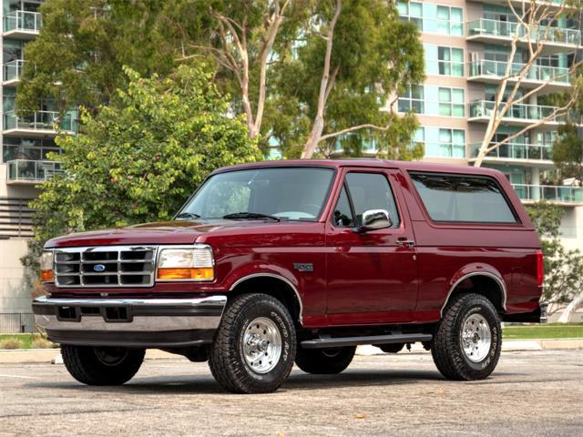 1996 Ford Bronco (CC-1456913) for sale in Marina Del Rey, California