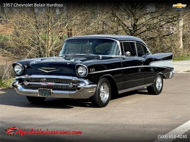 1957 Chevrolet Bel Air (CC-1456918) for sale in Gladstone, Oregon