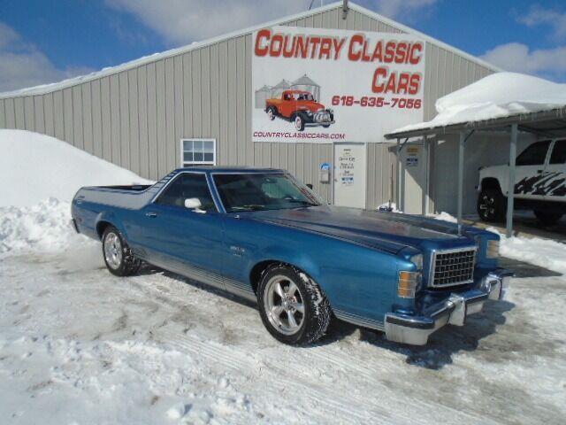 1979 Ford Ranchero (CC-1450692) for sale in Staunton, Illinois