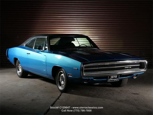 1970 Dodge Charger (CC-1456933) for sale in Reno, Nevada