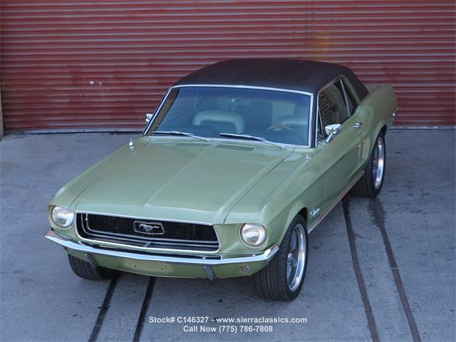 1968 Ford Mustang (CC-1456935) for sale in Reno, Nevada