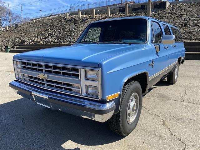 1985 Chevrolet Suburban (CC-1456944) for sale in Elizabeth, Pennsylvania