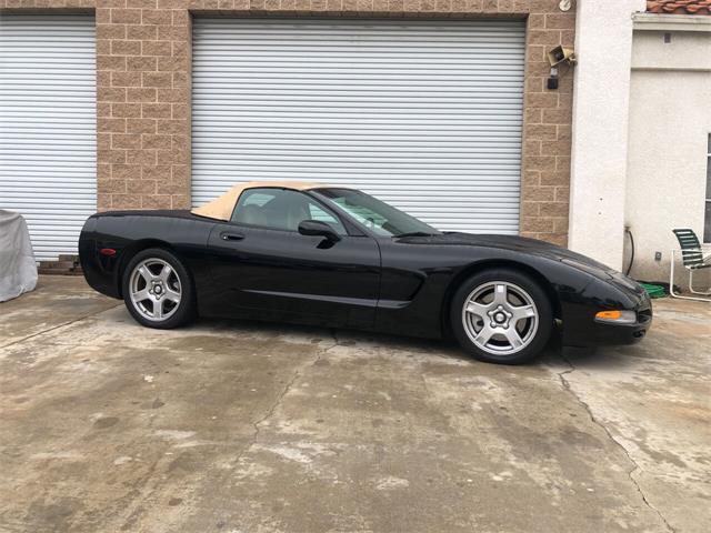 1999 Chevrolet Corvette (CC-1456947) for sale in Brea, California