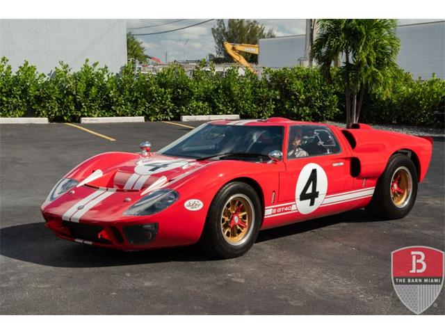 1966 Ford GT40 (CC-1456960) for sale in Miami, Florida