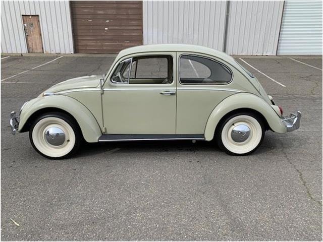 1965 Volkswagen Beetle (CC-1456974) for sale in Roseville, California