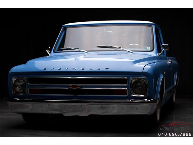 1967 Chevrolet C10 (CC-1456978) for sale in West Chester, Pennsylvania