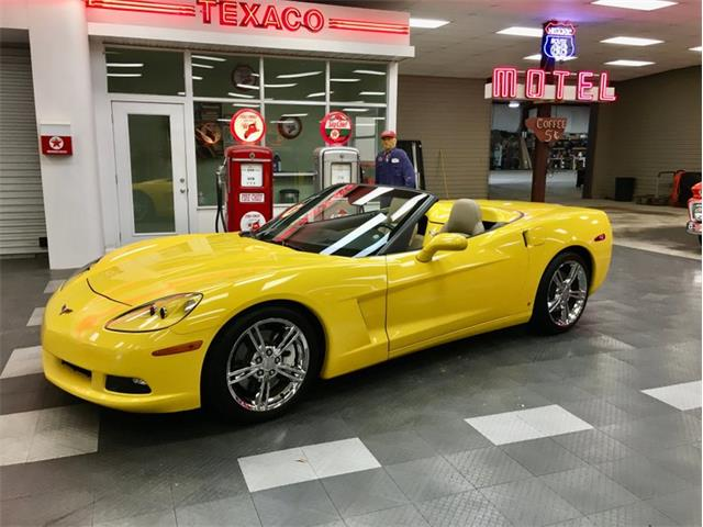 2007 Chevrolet Corvette (CC-1456983) for sale in Dothan, Alabama