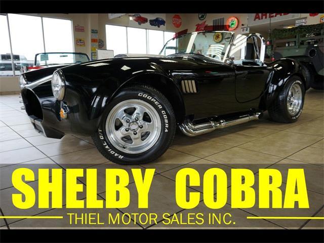 1966 Shelby Cobra (CC-1456989) for sale in De Witt, Iowa