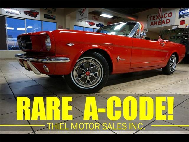 1966 Ford Mustang (CC-1456994) for sale in De Witt, Iowa