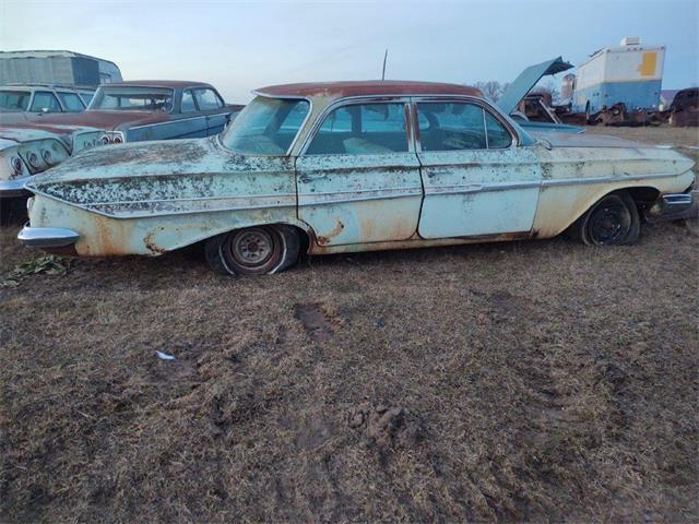 1961 Chevrolet 4-Dr Hardtop (CC-1456998) for sale in Parkers Prairie, Minnesota