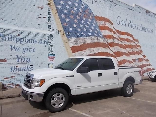 2013 Ford F150 (CC-1457018) for sale in Skiatook, Oklahoma