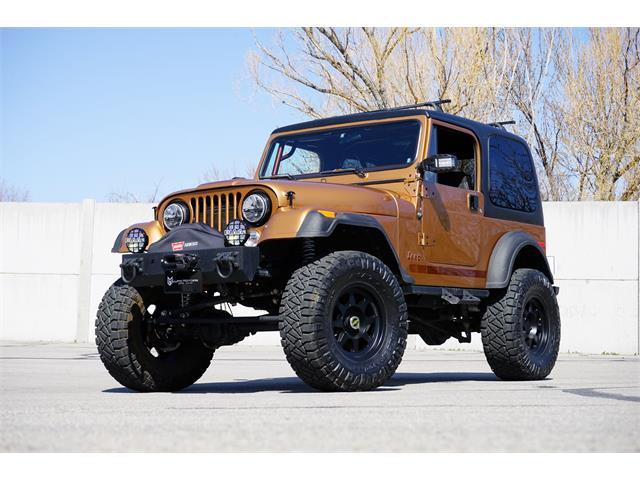 1976 Jeep CJ7 (CC-1457026) for sale in Boise, Idaho