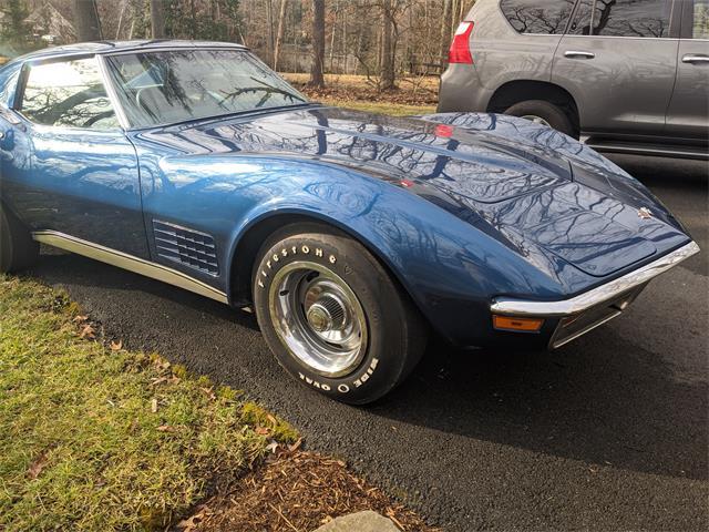 1972 Chevrolet Corvette Stingray (CC-1457034) for sale in Annandale, Virginia