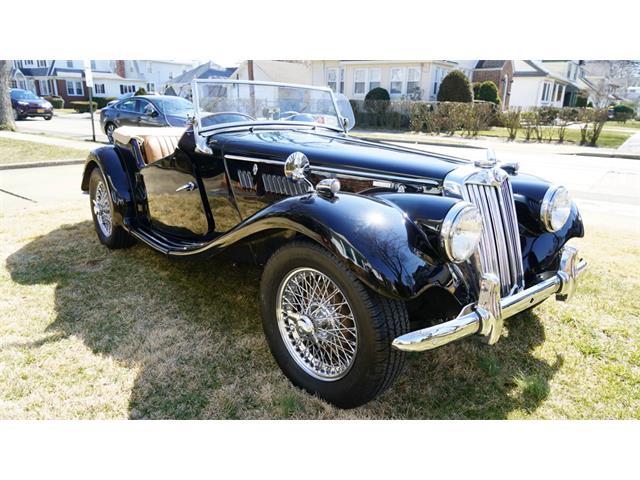 1955 MG TF (CC-1457036) for sale in Old Bethpage, New York