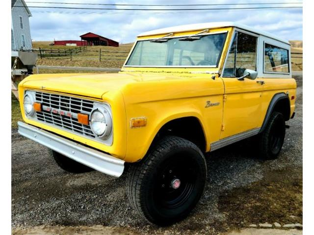 1974 Ford Bronco (CC-1450704) for sale in Cadillac, Michigan