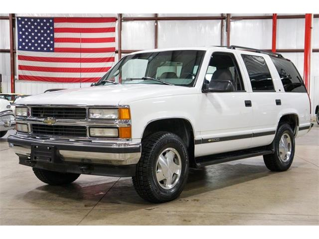 1996 Chevrolet Tahoe (CC-1457050) for sale in Kentwood, Michigan