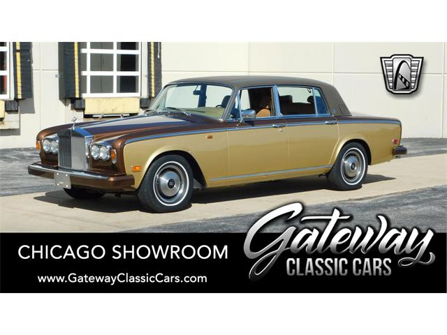 1980 Rolls-Royce Silver Wraith (CC-1457052) for sale in O'Fallon, Illinois