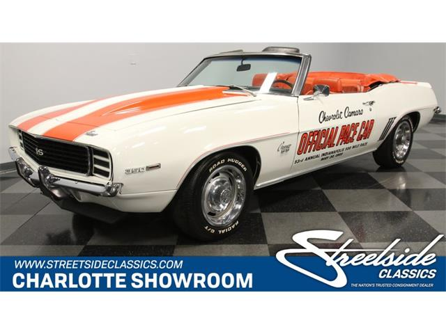 1969 Chevrolet Camaro (CC-1457057) for sale in Concord, North Carolina