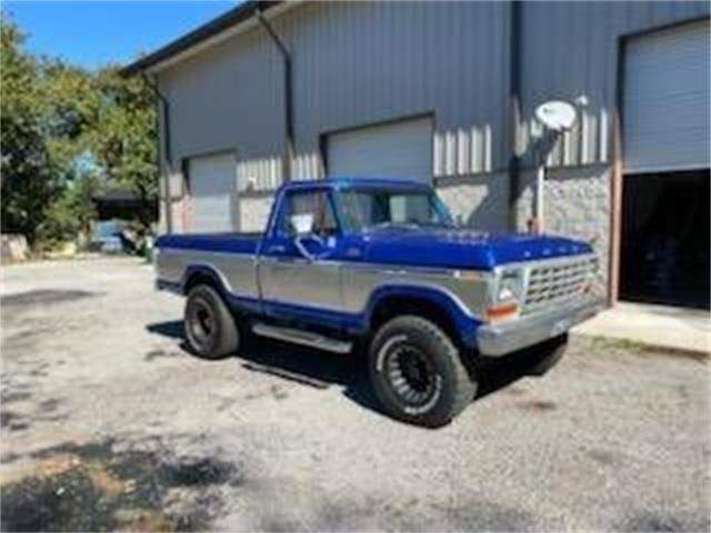 1978 Ford F150 (CC-1450706) for sale in Cadillac, Michigan