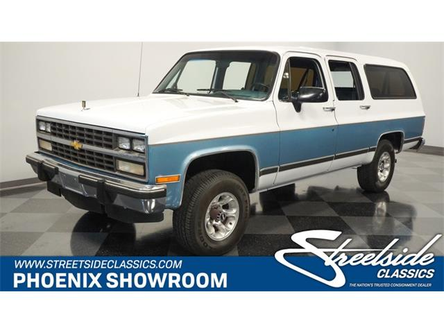 1991 Chevrolet Suburban (CC-1457073) for sale in Mesa, Arizona