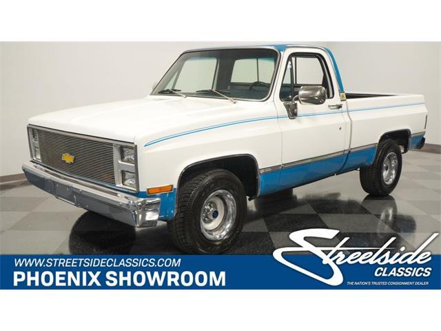1979 Chevrolet C10 (CC-1457076) for sale in Mesa, Arizona