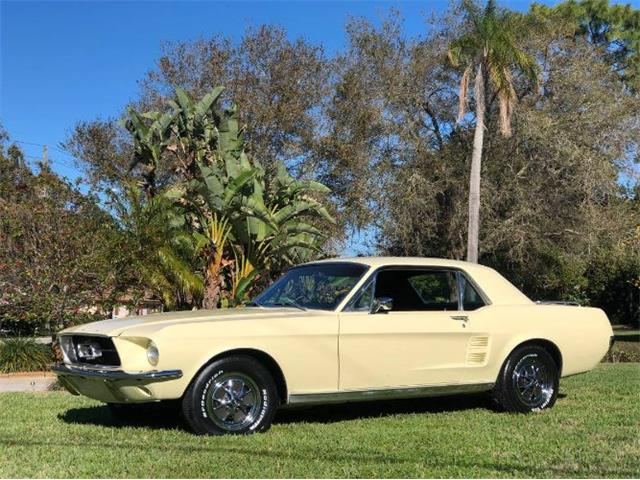 1967 Ford Mustang (CC-1450708) for sale in Cadillac, Michigan