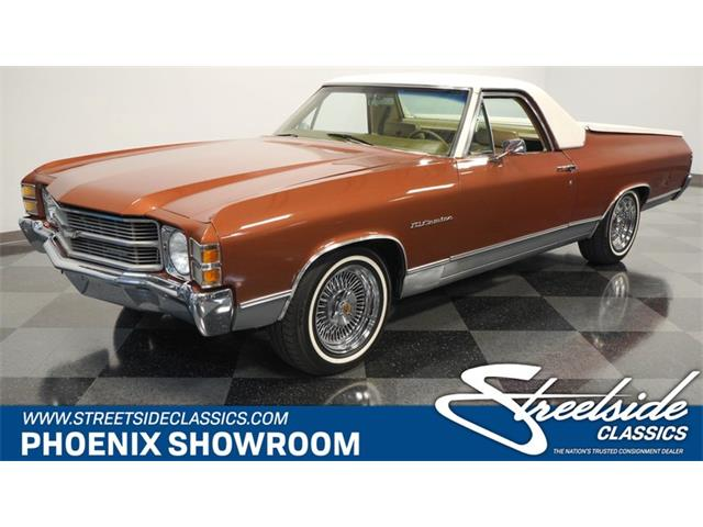 1971 Chevrolet El Camino (CC-1457091) for sale in Mesa, Arizona