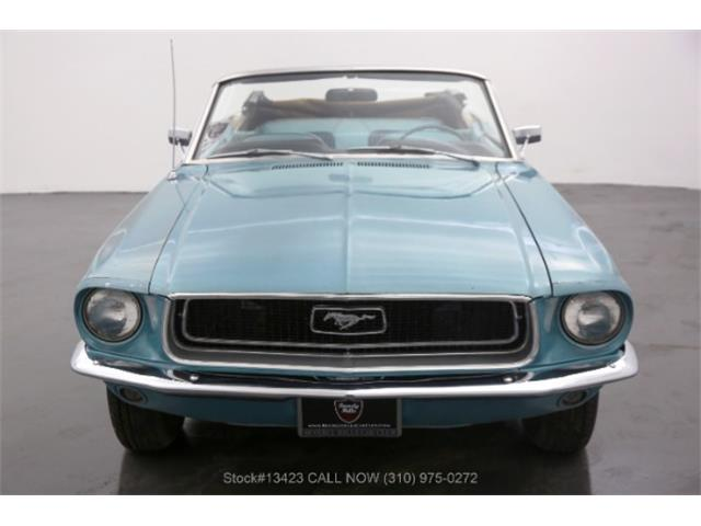 1968 Ford Mustang (CC-1457117) for sale in Beverly Hills, California