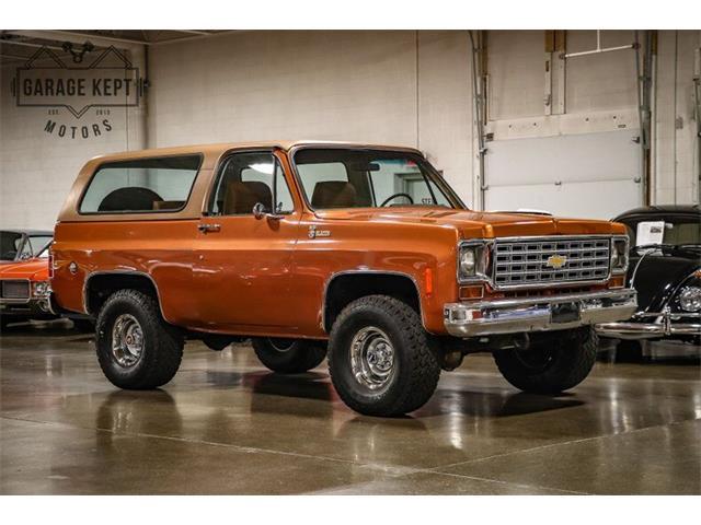 1973 Chevrolet Blazer (CC-1457125) for sale in Grand Rapids, Michigan
