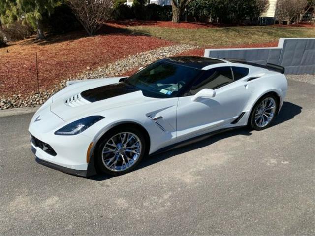 2019 Chevrolet Corvette (CC-1457142) for sale in Cadillac, Michigan