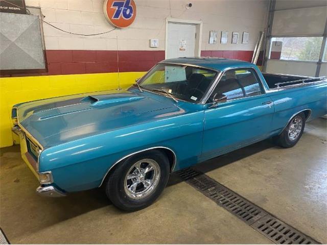 1968 Ford Ranchero (CC-1457146) for sale in Cadillac, Michigan