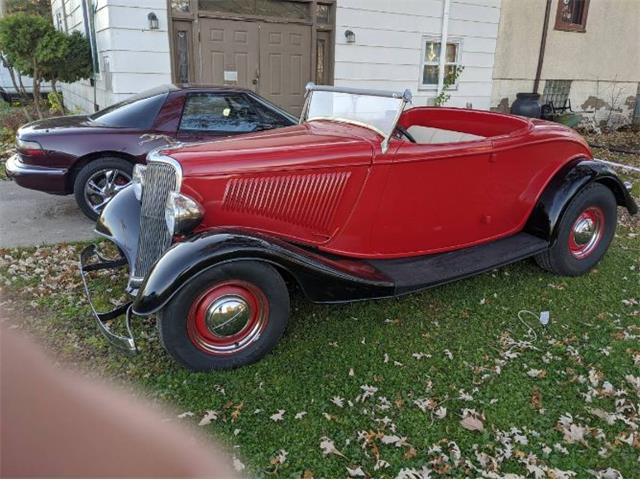 1934 Ford Roadster (CC-1457153) for sale in Cadillac, Michigan