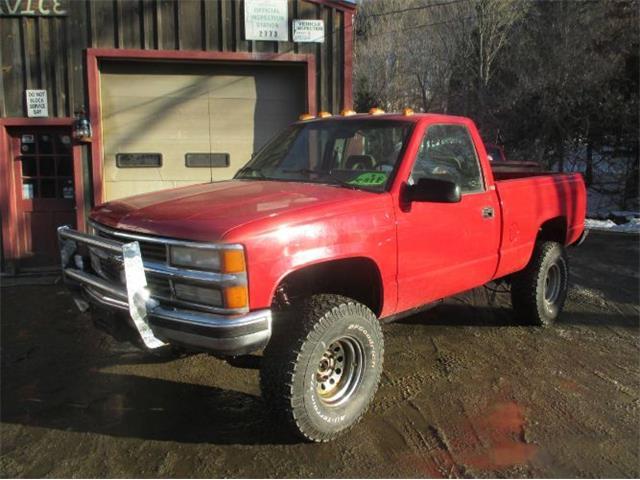 1994 Chevrolet K-1500 (CC-1450716) for sale in Cadillac, Michigan