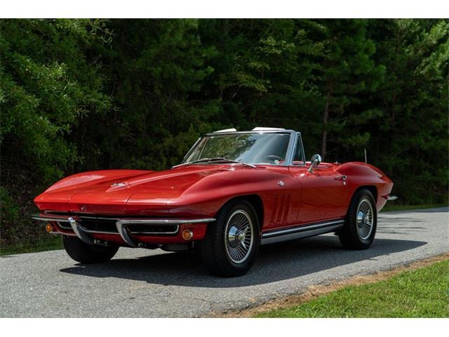 1965 Chevrolet Corvette (CC-1457171) for sale in Greensboro, North Carolina