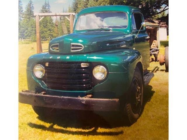 1950 Ford F6 (CC-1457175) for sale in Cadillac, Michigan