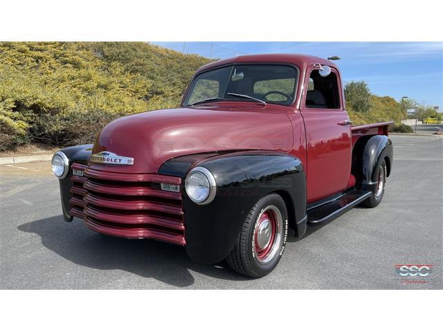 1951 Chevrolet 3100 (CC-1457178) for sale in Fairfield, California