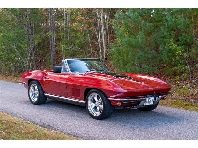 1967 Chevrolet Corvette (CC-1457179) for sale in Greensboro, North Carolina