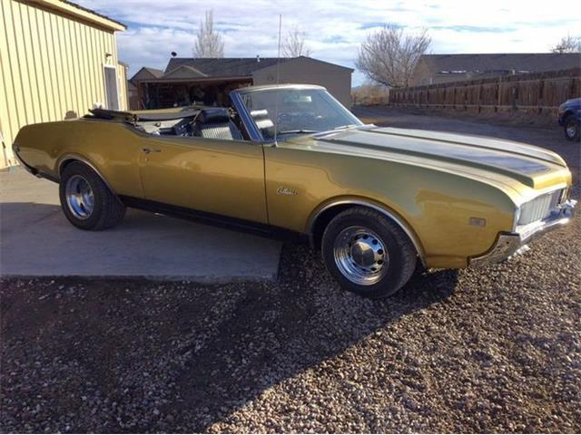 1969 Oldsmobile Cutlass (CC-1450718) for sale in Cadillac, Michigan