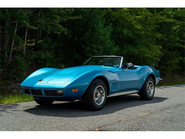 1973 Chevrolet Corvette (CC-1457185) for sale in Greensboro, North Carolina