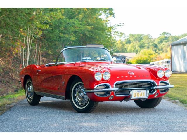 1962 Chevrolet Corvette (CC-1457189) for sale in Greensboro, North Carolina