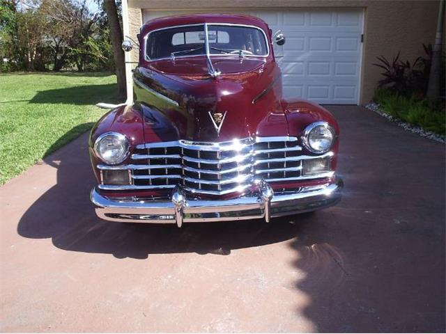 1948 Cadillac Fleetwood (CC-1450719) for sale in Cadillac, Michigan