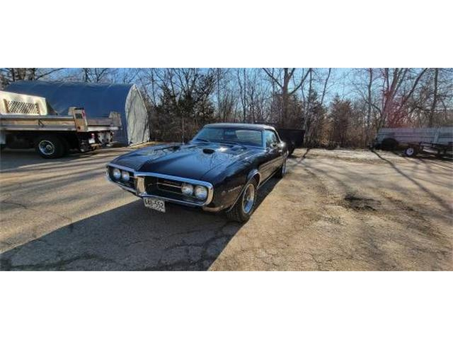 1968 Pontiac Firebird (CC-1457192) for sale in Cadillac, Michigan