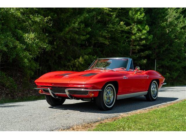1963 Chevrolet Corvette (CC-1457194) for sale in Greensboro, North Carolina