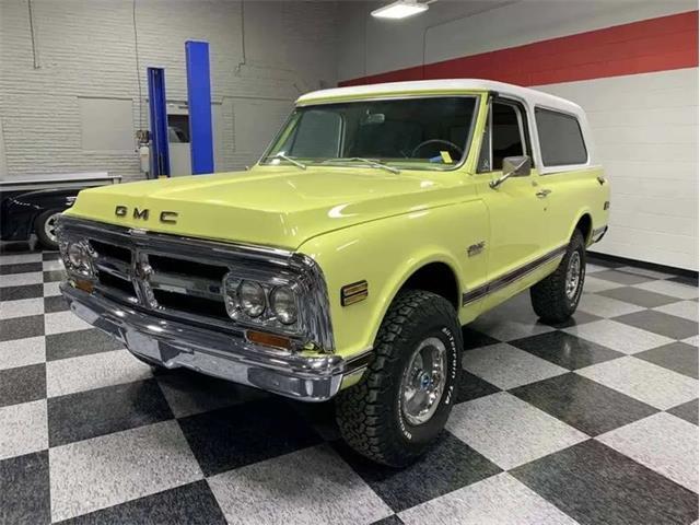 1971 GMC Jimmy (CC-1457196) for sale in Greensboro, North Carolina